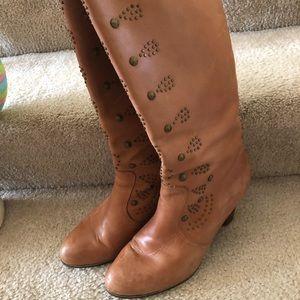 "Reba ""Dixie"" boots"